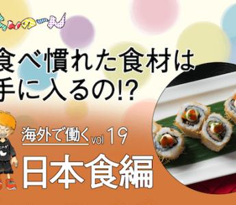 【海外で働く】カナダで日本の食品は買える!?値段は!?現地の情報とおすすめのお店を紹介します。